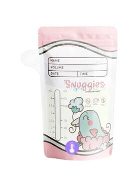 Snuggies Breastmilk Bag (7oz)
