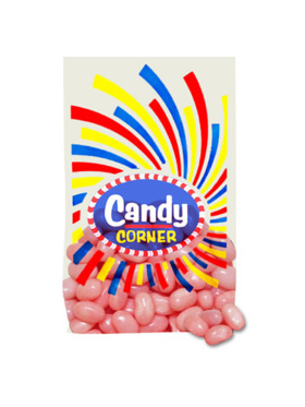 Jelly Belly Candy Corner Bubble Gum Jelly Beans (250g)
