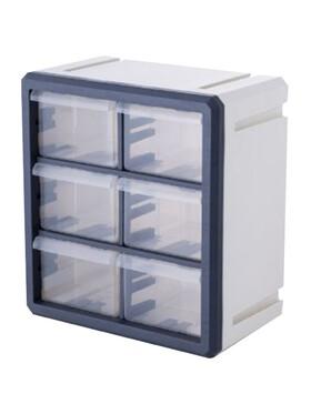 Qubit Hexa2 Cube Storage Box