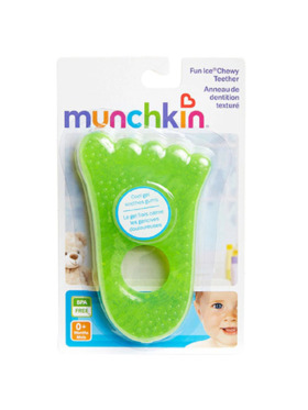 Munchkin Foot Chewy Teether
