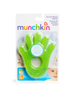 Munchkin Hand Chewy Teether
