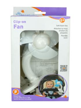 Dreambaby- Sanxiao Stroller Fan
