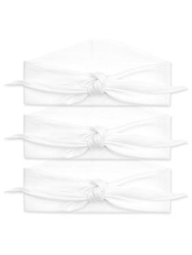 Cotton Stuff Binder (3pcs)
