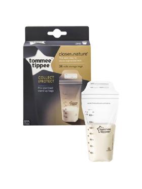 Tommee Tippee CTN Breast Milk Storage Bags (36pcs)