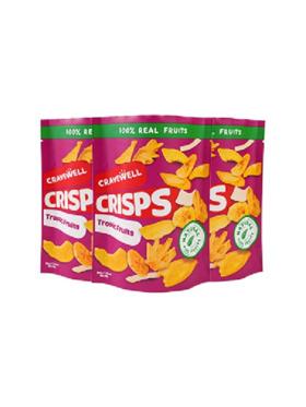 Cravewell Tropic Fruit Crisps (3-Pack)