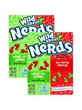 Wonka Candy Corner Nerds Wild Cherry Watermelon (2 pcs)