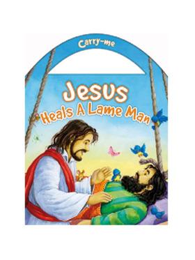 Hiyas Carry Me: Jesus Heals a Lame Man