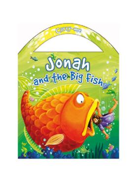 Hiyas Carry Me: Jonah and the Big Fish