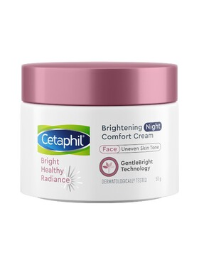 Cetaphil Brightening Night Comfort Cream (50g)