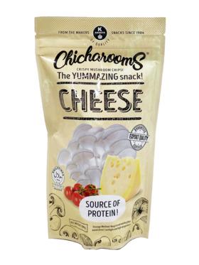 Chicharooms Cheese Chicharooms (100g)