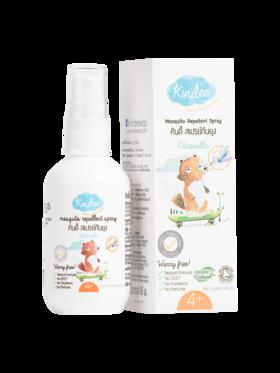 Kindee Organic Mosquito Repellent Citronella Spray (60ml)