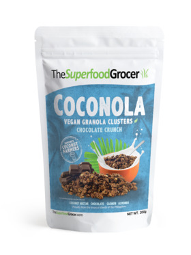 The Superfood Grocer Granola Chocolate Crunch (200 g)