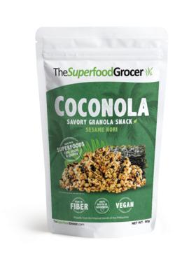 The Superfood Grocer Granola Sesame Nori (90 g)