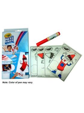 Crayola Color Wonder Travel Pack