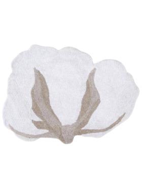 Lorena Canals Cotton Flower Washable Rug