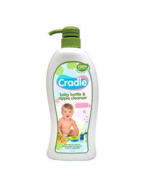 Cradle Natural Bottle and Nipple Cleaner Bottle (700ml)