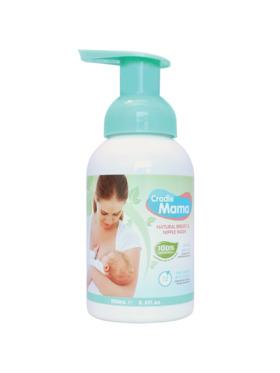 Cradle Natural Breast & Nipple Wash (250ml)