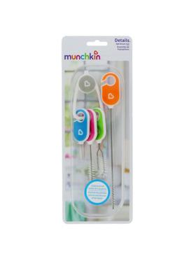 Munchkin Detail Brush Set (Pack of 4)