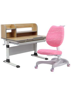 Totguard Dopey Study Table + Ariel Chair Bundle