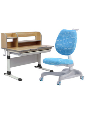 Totguard Dopey Study Table + Eric Chair Bundle