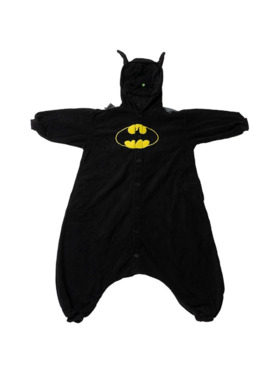 Happy Hoodies Batman Onesie For Kids
