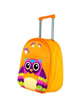 Oops Bags Owl Easy-Trolley!