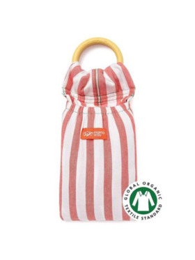 Mamaway Tomato Cheese Baby Ring Sling