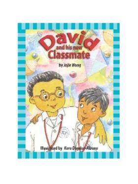 Hiyas David and his new Classmate