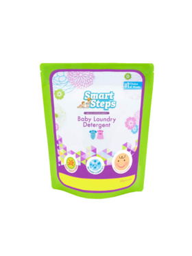 Smart Steps Baby Laundry Powder Detergent (900g)
