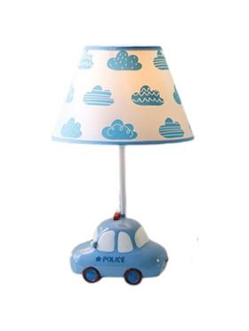 Hamlet Kids Room Dom Kids Police Car Lamp
