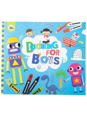 Joan Miro Doodling Book for Boys