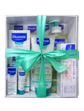 Mustela Eczema Essentials - Stelatopia Emollient Balm  Set