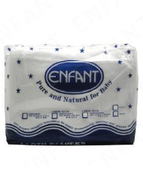 "Enfant Baby Lampin Cloth Birdseye Diaper 18"" x 27"" (6-Pack)"