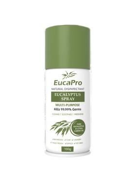 Eucapro Natural Disinfectant Eucalyptus Spray (100ml)