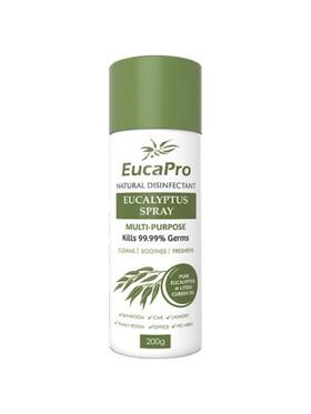 Eucapro Natural Disinfectant Eucalyptus Spray (200ml)
