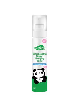 Tiny Buds Extra Sensitive Diaper Changing Spray (120ml)