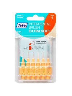 TePe Extra Soft Blister Pack (0.45mm)