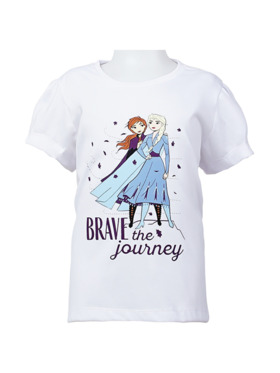 INSPI Disney Frozen Brave the Journey Tshirt