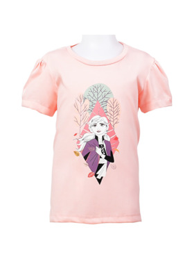 INSPI Disney Frozen Anna in Autumn Season Tshirt