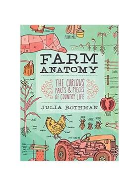 Familius Books Farm Anatomy
