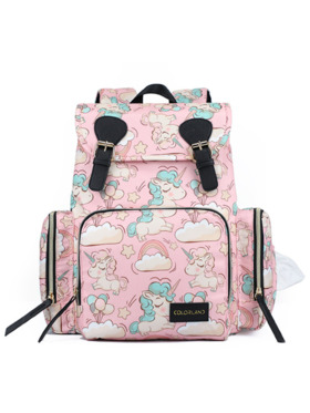 Colorland Fancy Youth Mummy Bag