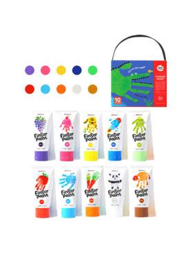 Joan Miro Finger Paint (10 Colors)