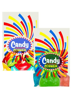 Candy Corner Giant Gummy Bears (100g) & Gummy Lips (100g) - Buy 1 Take 1