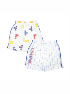 Looms Game On Collection Boys Shorts (2pcs)