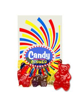Fini Candy Corner Giant Gummy Bears (300g)