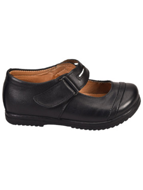 Meet My Feet Girl School Shoes (AX1845)