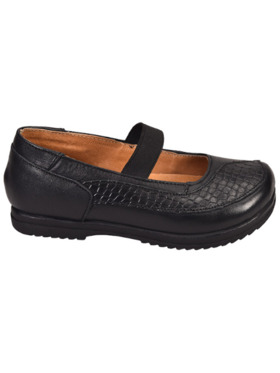 Meet My Feet Girl School Shoes (AX1847)
