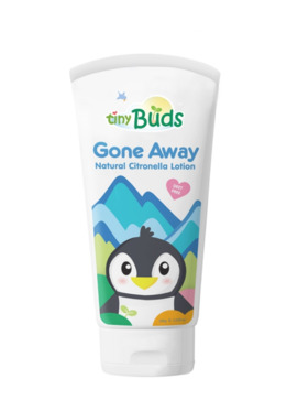 Tiny Buds Gone Away Natural Citronella Lotion (100ml)