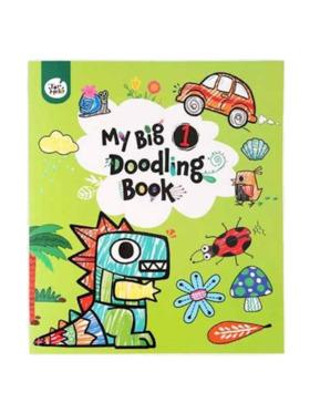 Joan Miro My Big Doodling Book