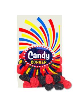 Fini Candy Corner Gummy Berries (300g)